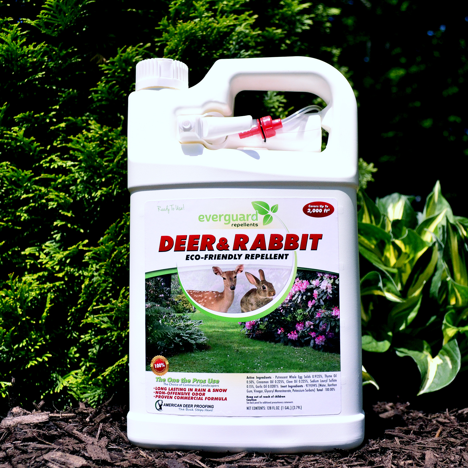 128oz Ready-to-use Deer & Rabbit